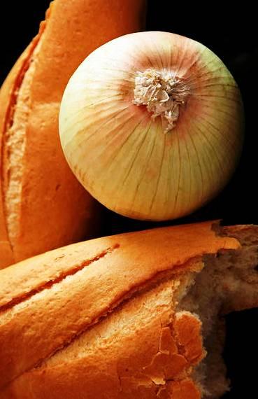 Contigo: pan y cebolla